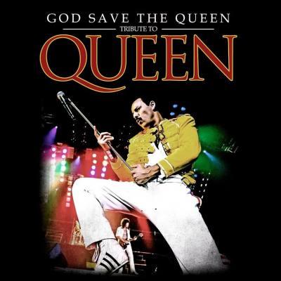 God Save the Queen - Организация концертов